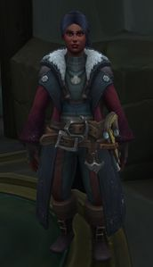 Image of Captain Klarisa