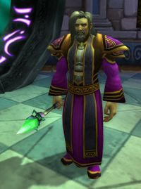 Image of High Sorcerer Andromath
