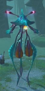 Image of Morphed Sentient