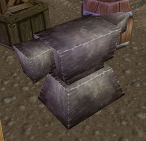 Rusty Anvil - Wowpedia - Your wiki guide to the World of