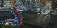Image of Acidmaw and Dreadscale