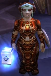Image of Earthwarden Yrsa