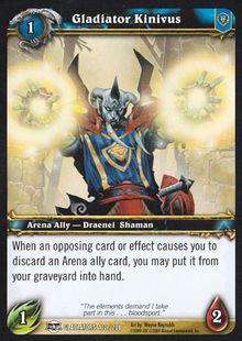 Gladiator Kinivus TCG Card.jpg