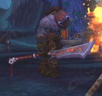 Image of Drek the Firecaller