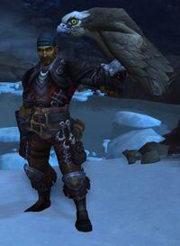 Image of Hawkmaster Lloyd