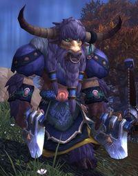 Image of Lon the Bull