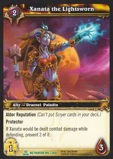 Xanata the Lightsworn TCG.jpg