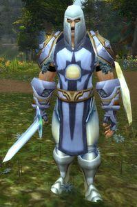 Image of Argent Defender