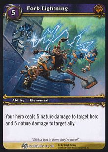 Fork Lightning TCG Card Gladiators.jpg