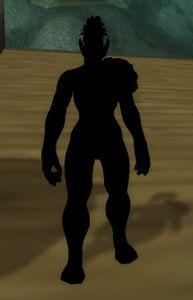 Image of Shadowy Figure