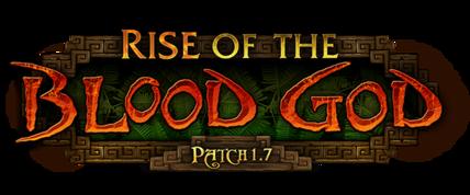 Rise of the Blood God logo