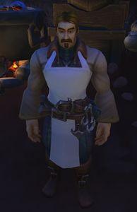Image of Chef Clark