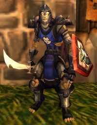 Image of Dreadguard Molina