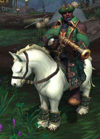 Image of Lieutenant Tarenfold