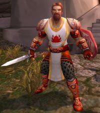 Image of Scarlet Crusader
