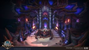 Eternal Palace - Wowpedia - Your wiki guide to the World of Warcraft