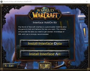 Interface AddOn Kit - Wowpedia - Your wiki guide to the World of