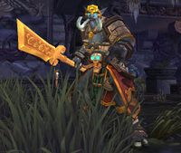 Image of Zandalari Spear-Shaper