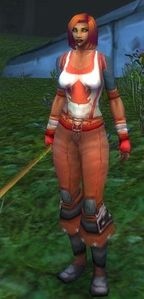 Image of Scarlet Missionary