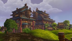 Stormstout Brewery in the Valley of the Four Winds