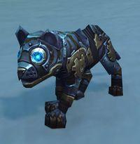 Image of Fluxfire Feline