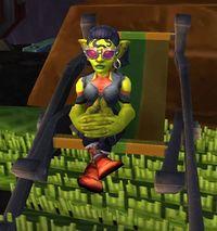 Image of Boss-Lady Trixel