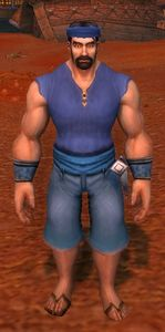Image of Stormwind Sailor