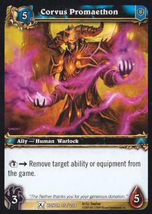 Corvus Promaethon TCG Card HoF.jpg