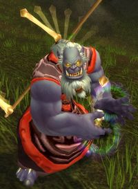 Image of Dragonmaw Bonewarder