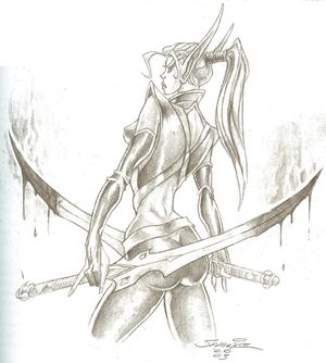 Demon hunter - Wowpedia - Your wiki guide to the World of