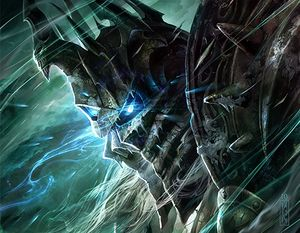 Lich King - Wowpedia - Your wiki guide to the World of Warcraft