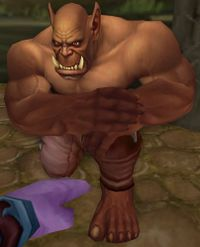 Image of Mag'har Captive