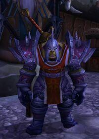 Image of Sergeant Grimjaw