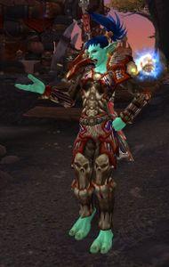 Image of Shadow Hunter Askia