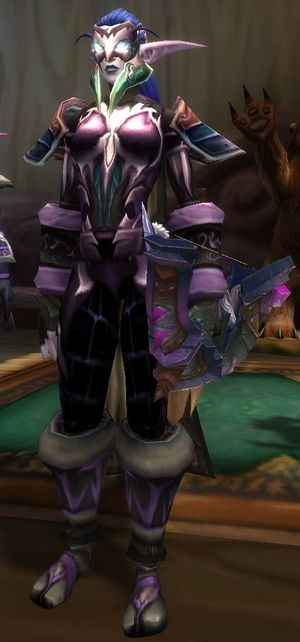 Shandris Feathermoon - Wowpedia - Your wiki guide to the