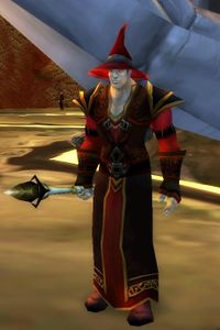 Image of Shadowsworn Warlock