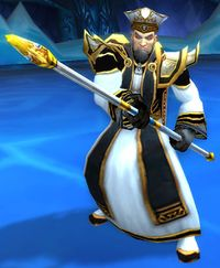 Image of Alliance Cleric