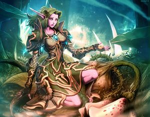 Druid races - Wowpedia - Your wiki guide to the World of Warcraft