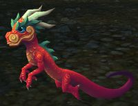 Image of Wild Crimson Hatchling