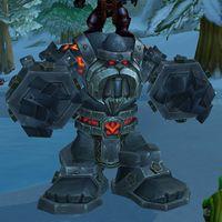 Image of Dark Iron Golem