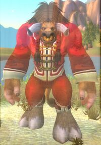 Image of Elder Bloodhoof