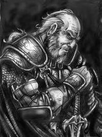 Sir Anduin Lothar, the Lion of Azeroth