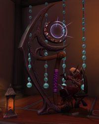 Image of Shal'dorei Harpist