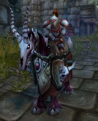 Image of Stromgarde Cavalryman