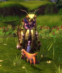 Image of Ik'thik Warrior