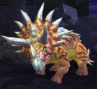 Image of Adolescent Direhorn