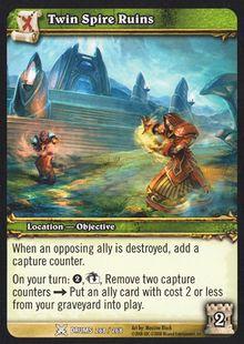 Twin Spire Ruins TCG Card.jpg