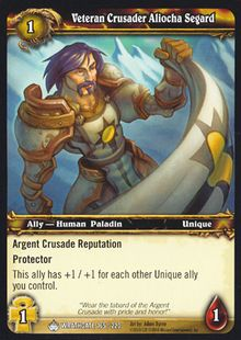 Veteran Crusader Aliocha Segard TCG Card.jpg