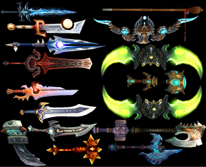 Notable Weapons Wowpedia Your Wiki Guide To The World Of Warcraft