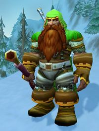 Image of Ironforge Mountaineer